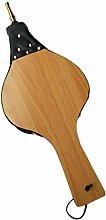 B Blesiya Holz Blasebalg für Kamin und Grill - B
