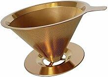 B Blesiya Kaffeetüten Filtertütenbehälter