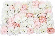 B Blesiya Künstliche Blumen Säule Seidenblumen