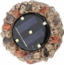 B Blesiya Solar LED Bodeneinbaustrahler