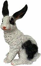 B Blesiya Tierfigur Dekofigur Hase Kaninchen