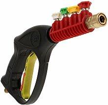 B Blesiya Verstellbare Hochdruckreiniger Pistole
