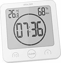 B Blesiya Wasserdicht Digital LCD Badezimmer