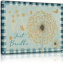 B BLINGBLING Goldener Pusteblumen-Schmetterling,