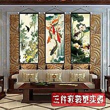 B-fengliu Stoffmalerei Neuen Chinesischen Stil