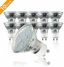 B.K.Licht 10er Set 3W LED Lampen –