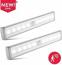 B.K.Licht 2x LED Schrankbeleuchtung |