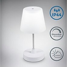 B.K.Licht Gartenstrahler BKL1351, LED Tischlampe,