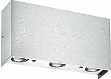 B-Leuchten LED Wandleuchte Innen und Außenleuchte 40088/6-05