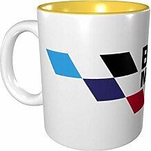B-M-W Power Color Tasse Porzellan Tasse 330 ml