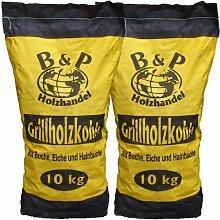 B&P Dienstleistungen und Service 2 x 10kg Sack