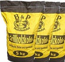 B&P Dienstleistungen und Service 3 x 5kg Sack