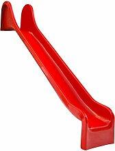 b+t MKT-3300-1250K Rutsche aus Kunststoff / für den öffentlichen Bereich / für Turmanbau / Podesthöhe: 125 cm / Breite: 50 cm / Länge: ca.250 cm
