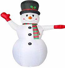 B&T Weihnachten aufblasbare Riesen 7,8 Ft.