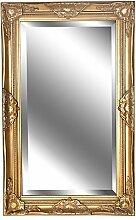 B.U.S. Wohnstyle Spiegel Wandspiegel antik Gold