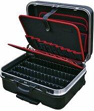 B&W Werkzeugkoffer - integrierten Inline-Rollen +