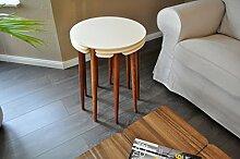 B-Ware/Dreisatztisch Beistelltisch Tisch Carl