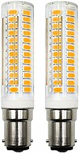 B15D LED Glühbirne 6W (60W Halogen Ersatz) AC