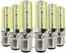 BA15D LED Silikonlampe 3014 SMD 152LED