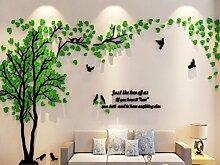 BaBaSM Kreativ Natürlicher Stil Baum Muster