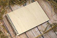 BABEES FOTOALBUM Spiralalbum Fotobuch mit Umschlag