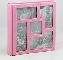 Baby's Vision Fotoalbum für 200 Fotos in