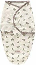 Baby Baby Baby Wickeltuch Baumwolle Babydecke