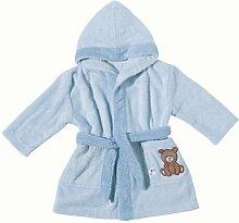 Baby Bademantel Teddy Bear Egeria