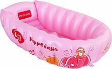 Baby-Badewanne aufblasbare Baby-Badewanne Falten