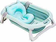 Baby Badewanne, Tragbare Falten-Baby-Duschwannen,