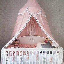 Baby Baldachin Betthimmel für Kinder Bett