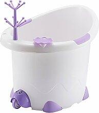 Baby Bath Kinderbadewanne Babybadewanne Winterduschwanne ( Farbe : A )