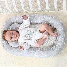 Baby-Bett-atmungsaktive Baumwolle Schlafcouch