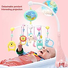 Baby Bett Glocke Musik Krippe Mobile Bettglocke
