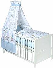 Baby-Betten-Set Babybettwäsche 3-tlg | Baumwolle