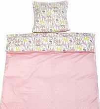 Baby-Bettwäsche Baby-Bettwäsche, 40x60 + 100x135