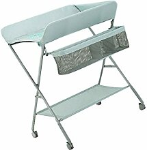 Baby care station Wickelkommode Mit Rolle