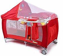 Baby Center Portable Reisebett Mit Matratze