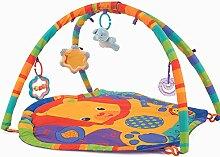 Baby Crawling Blanket Schlafdecke für Babys, Lion