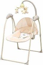 Baby-elektrischer Schaukelstuhl-Musik Babywiege