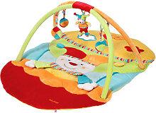 Baby Fehn 70´s Stripes 3-D Activity-Decke Pierre [Babyspielzeug]