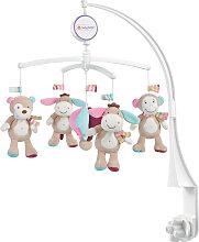 Baby Fehn Monkey Donkey Musik Mobile Esel (Toyland) [Babyspielzeug]