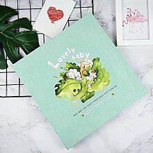 Baby-Fotoalbum, Fotoalbum, personalisierbar, für