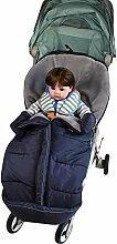 Baby Fußsack Winter Verdicken Fußsäcke Für