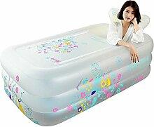 Baby Kids Kleinkinder Aufblasbare Badewanne