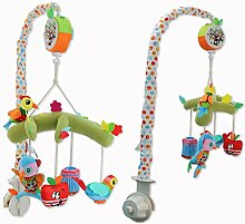 Baby Krippe Mobile Bett Glocke Mit Spieluhr