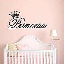 Baby Mädchen Aufkleber Schlafzimmer Zimmer