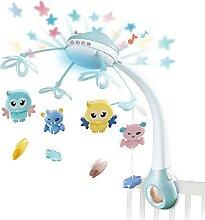 Baby Mobile für Krippe Spielzeug, Babyspielzeug