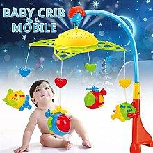 Baby Musik-Mobile, Spieluhr Musikmobile mit