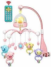 Baby Musik-Mobiles Spielzeug, Babybett, Mobile mit